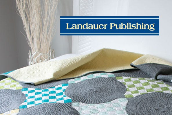 Landauer Publishing - Quilting & Sewing Titles
