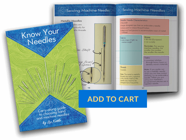 Know Your Needles - Pocket Guide