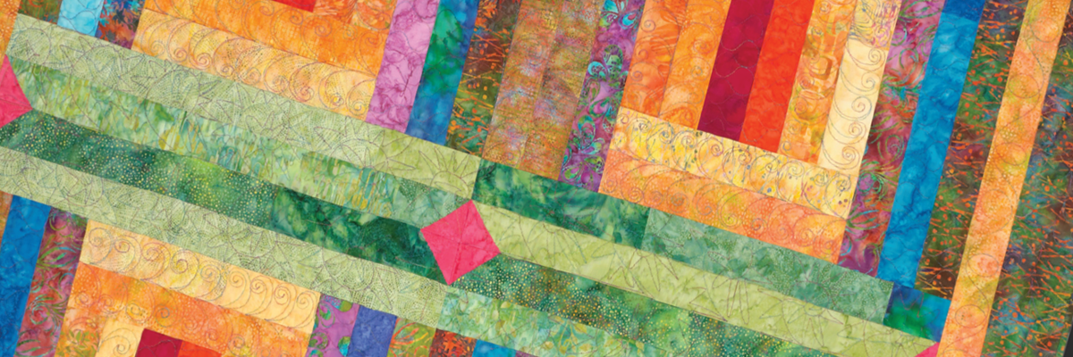 Celebrate National Quilt Day with a Free Mango Margarita Quilt Pattern