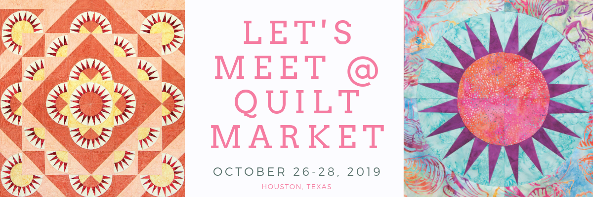Fox Chapel/Landauer Quilt Market 2019 Schedule of Events