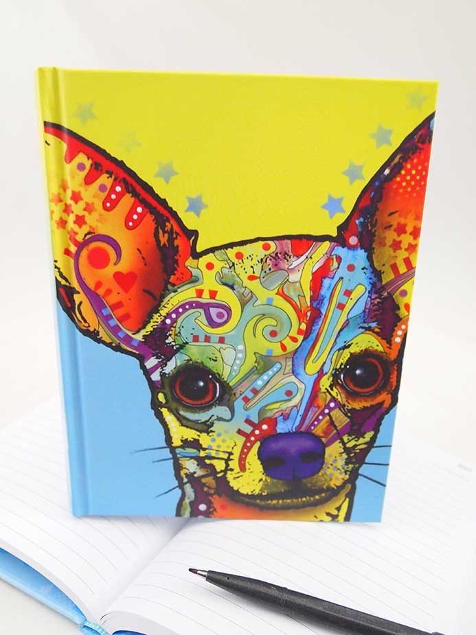Dean Russo Chihuahua Journals