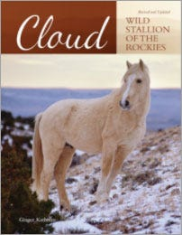 Cloud: Wild Stallion of the Rockies - Book Cover