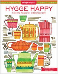 Hygge Happy Adult Coloring