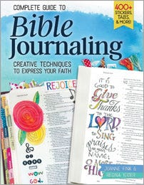 The Complete Book of Bible Journaling