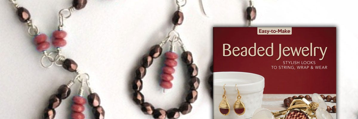 Easy-to-Make Jewelry Book Series