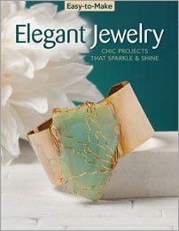 Elegant Jewelry Book Cover