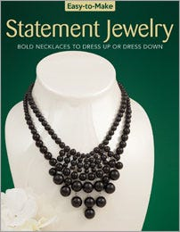 Statement Jewelry Book Cover