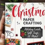 Christmas Papercrafts in New Book