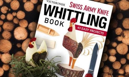 Learn to Whittle Swiss Army Knife