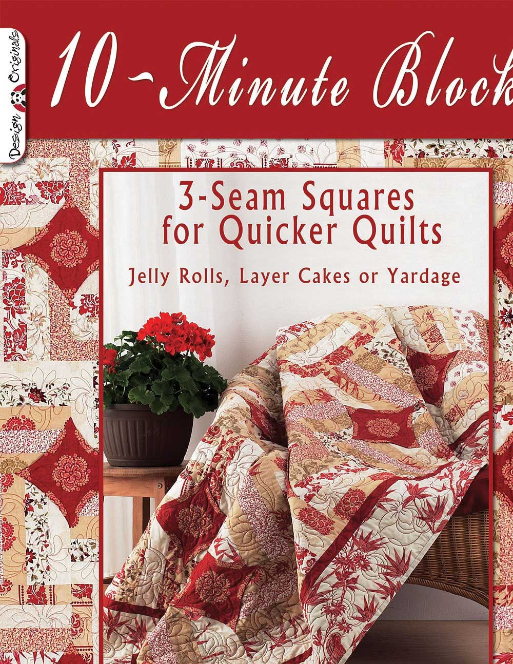 10-Minute Blocks - Quilting Book