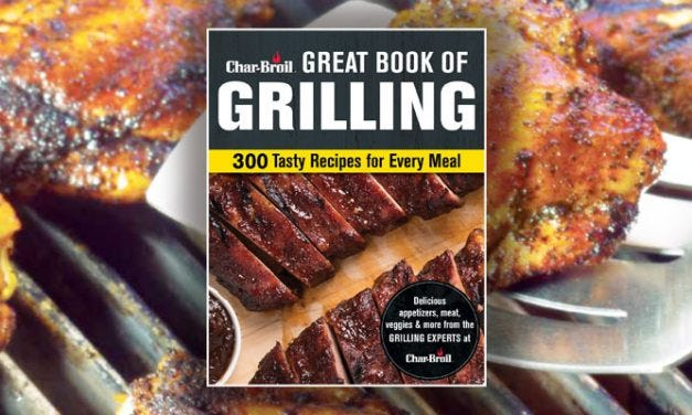 Char-Broil Collaborates with Fox Chapel Publishing