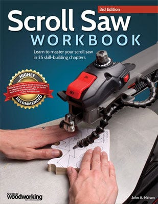 Scroll Saw Workbook, 3rd Edition