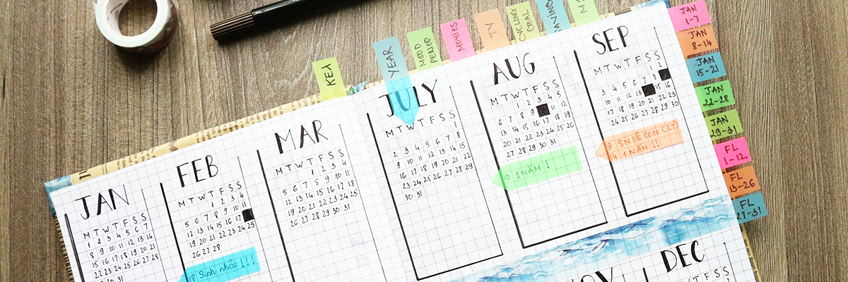 8 Steps to Start Bullet Journaling (with examples!)