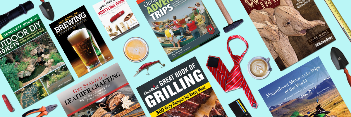 11 Books for Dad this Father's Day