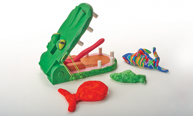 Gator Snap: Wooden Toy Plans