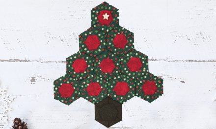 O Christmas Tree Wall Quilt