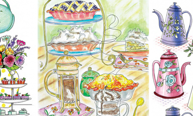 Satisfy your sweet tooth with this free coloring page