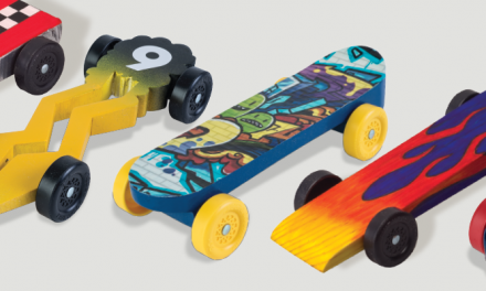 Making Pinewood Derby Memories