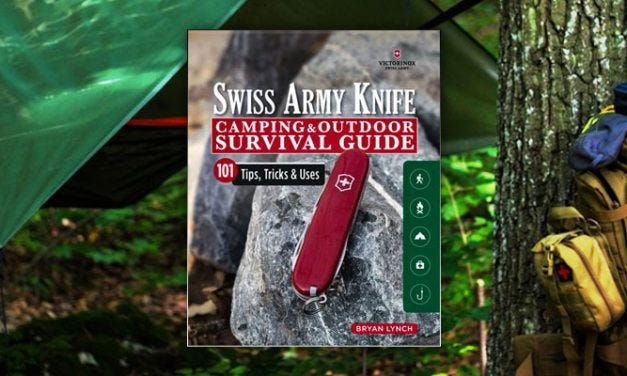 10 Survival Projects to Make with Your Swiss Army Knife