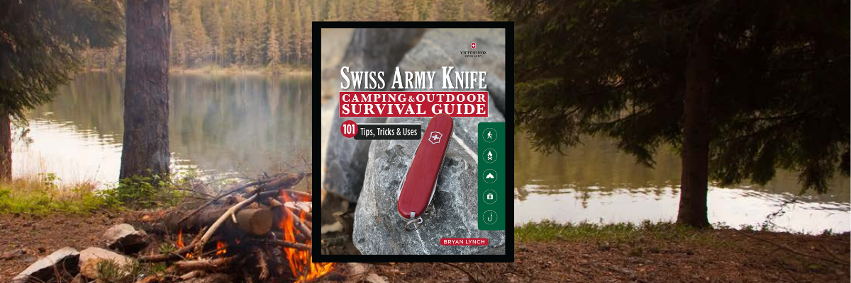 Fox Chapel Publishing Releases First Ever Survival Guide Featuring the Swiss Army Knife
