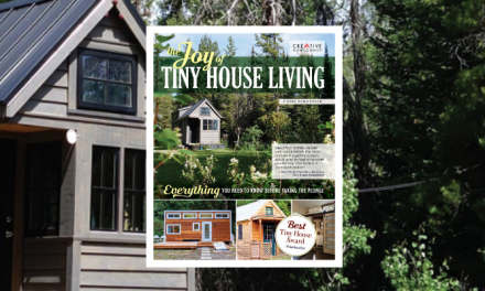 Award-winning Tiny House Expert Releases Comprehensive Guide to Tiny Home Living