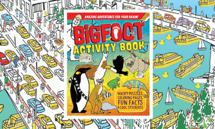Fox Chapel Continues to Expand Activity Books for Kids