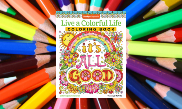 Adult Coloring Books Continue to Soar