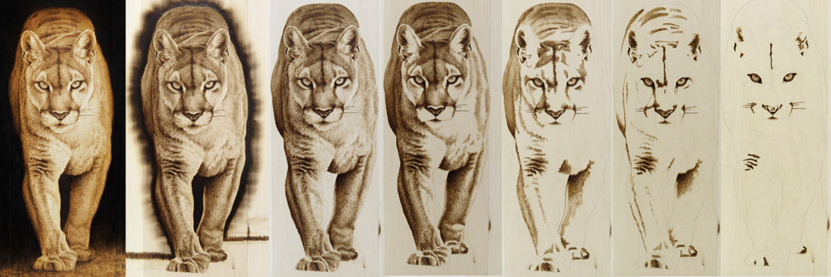6 Woodburning Tips for Creating Realistic Animals