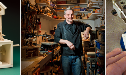 Dug North's Whimsical Wooden Worlds: A Woodworker Spotlight
