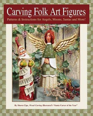 Carving Folk Art Figures