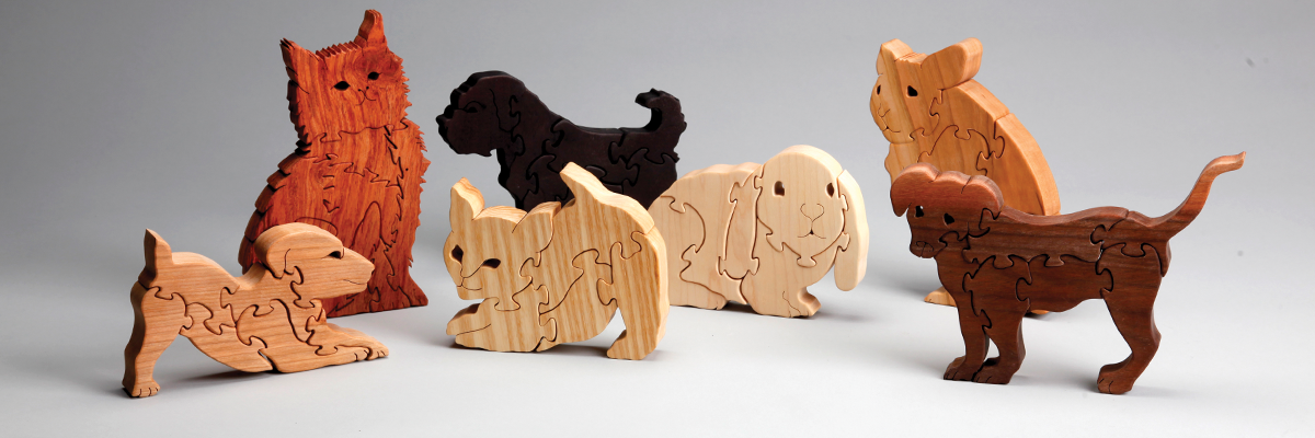 10 Scroll Saw Projects to Make for Kids