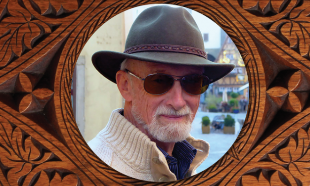 Author Spotlight: Chip Carving Expert Wayne Barton