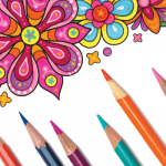 5 Adult Coloring Pages To Combat Stress