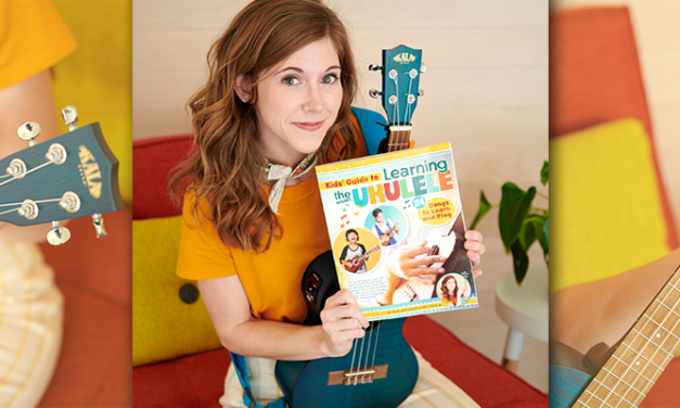 Author Spotlight: Ukulele YouTube Star Emily Arrow