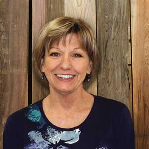 Author Judy Gale Roberts