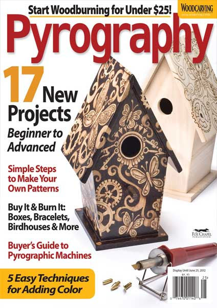 Pyrography Magazine 2012 Special Issue