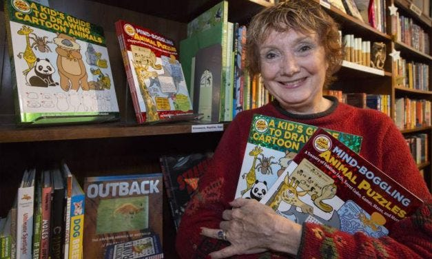 Kid Scoop Founder Launches Educational Children's Books