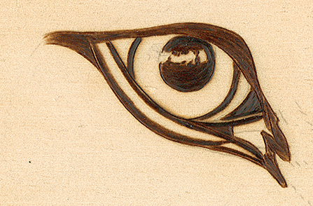Wood Carving a Fish - Step 06