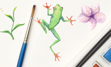 Easy Watercolor ideas for Beginners