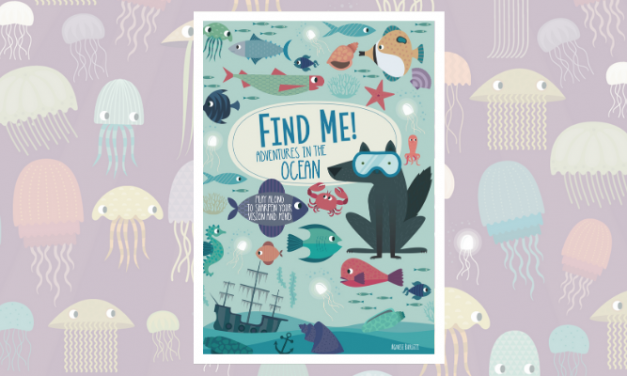 "Introducing New ""Find Me"" Seek-And-Find Book Series"