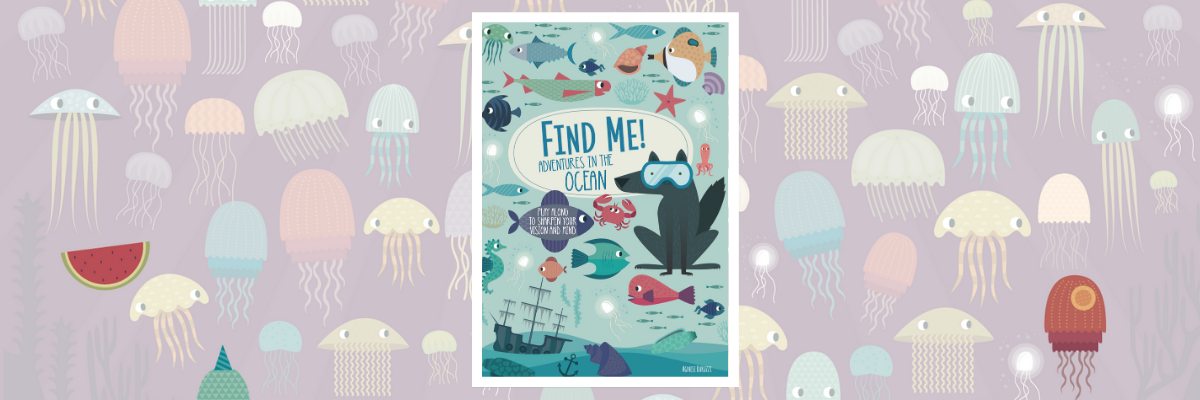 """Introducing New """"Find Me"""" Seek-And-Find Book Series"""