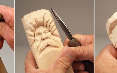 Learning to carve with Study Sticks