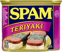 SPAM Teriyaki