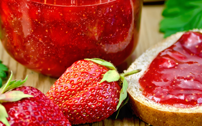 The Quest For a Classic Strawberry Jam Recipe