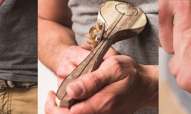 1 Book, 15 Woodcarvers: The Artists behind This New Wood Carving Projects For Your Kitchen Book