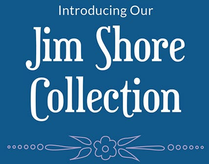 Introducing Our Jim Shore Collection