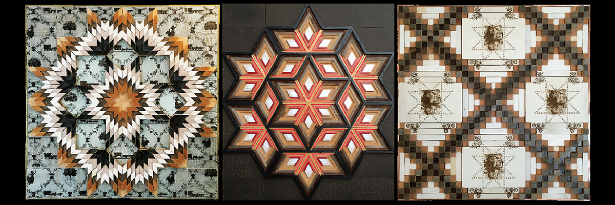 Wood Mosaic Projects: Free Woodworking Pattern
